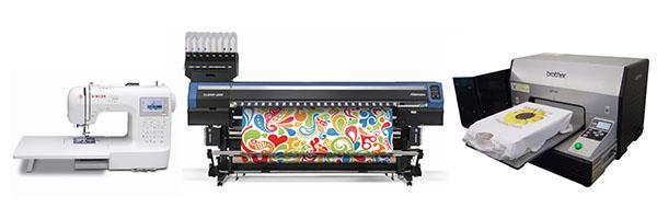 mesin print baju